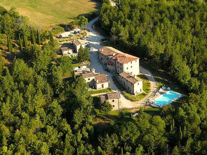 le valcelle country house – semesterbostad i Pietralunga