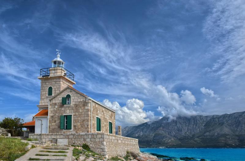 Lighthouse Sucuraj, Hvar, Croatia, location de vacances à Hvar Island