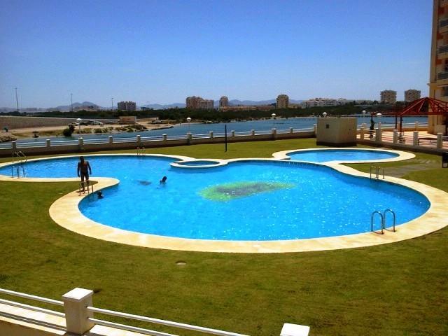La Manga del Mar Menor Puerto Mar Apartment FREE Wifi, Near Tomas Maestre Marina, alquiler de vacaciones en La Manga del Mar Menor