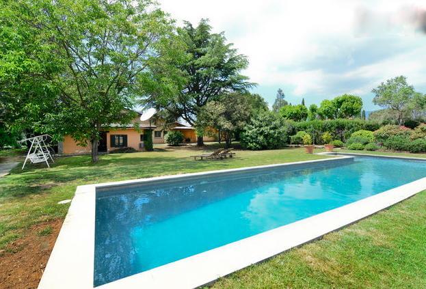 Villa Santiago swimming pool