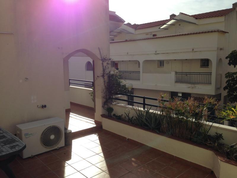 Terrasse/ balcony