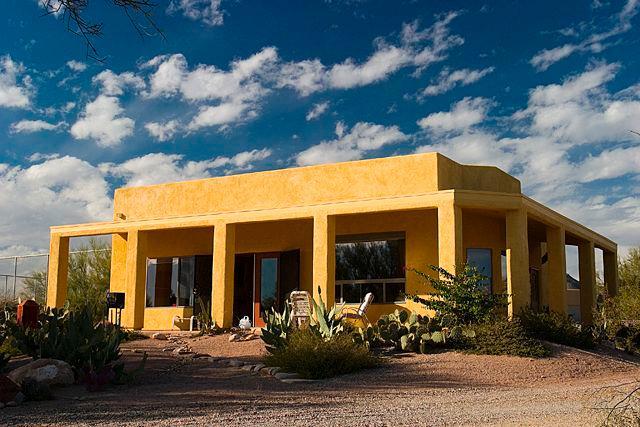 Casita Del Sol, little sunshine house