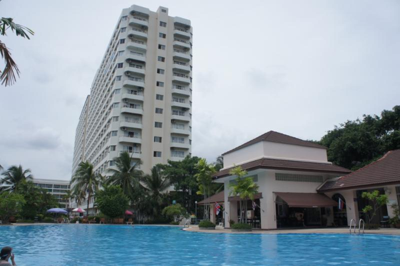 The View Talay Apartment Complex