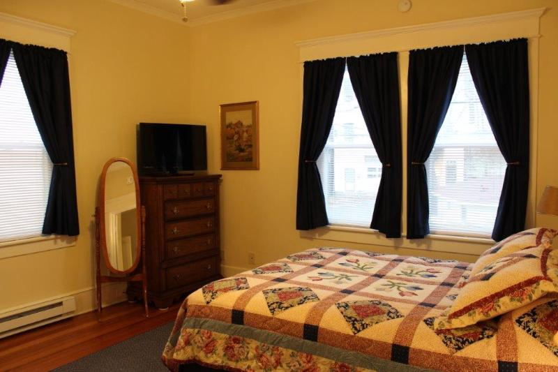 Suite 1 - Bedroom