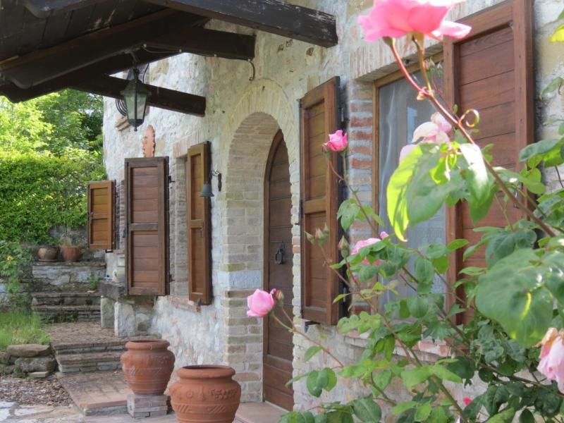 Villa rustica Le Piagge, holiday rental in Genga