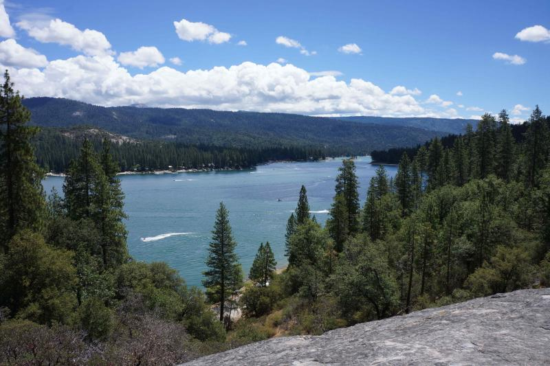 Property is an easy, 20-minute walk to Bass Lake