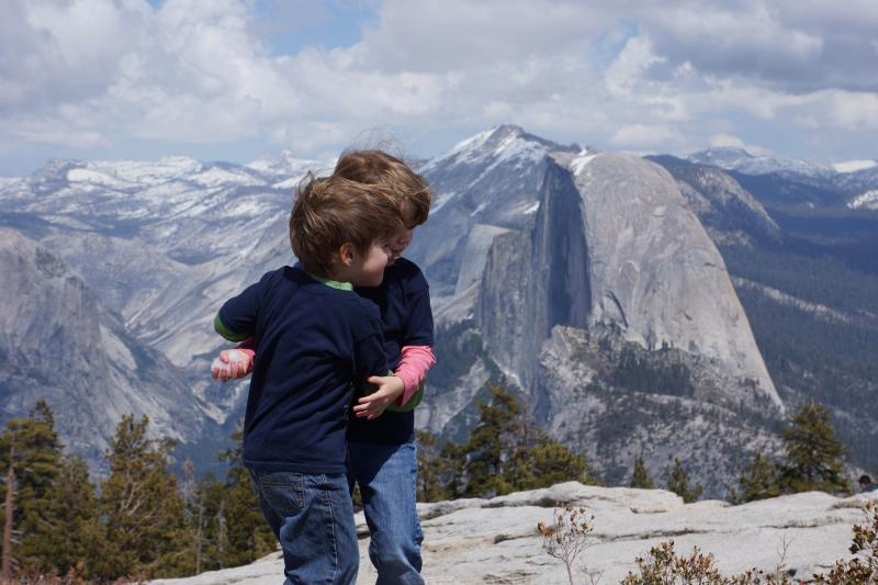 Visit Yosemite and stay in Bass Lake with your entire family!