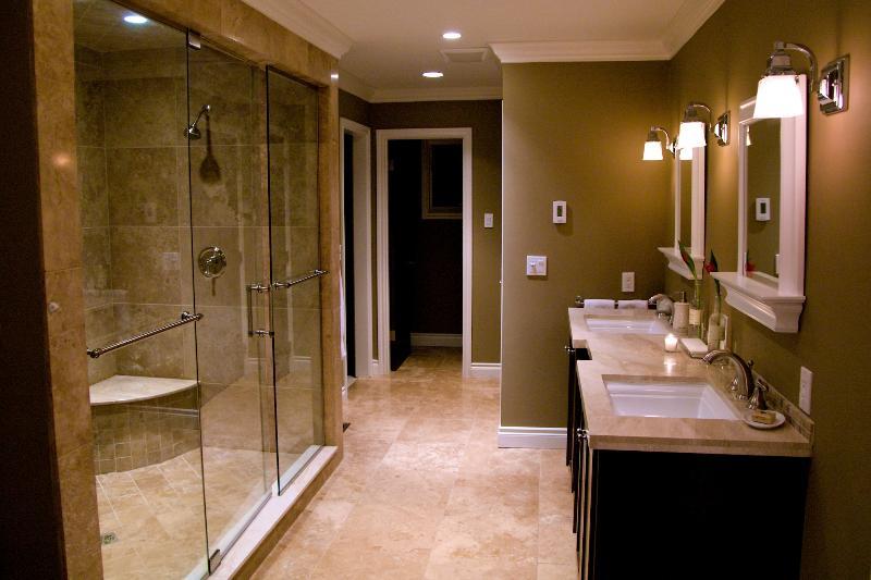 Master salle de bains - Chambre Merlot