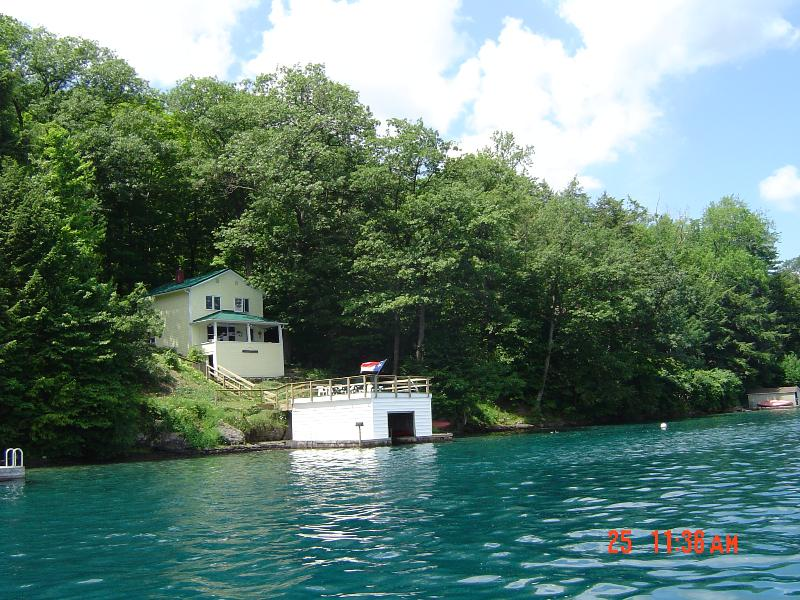 Finger Lakes Area of N.Y. Skaneateles Lake, holiday rental in Ridgemont