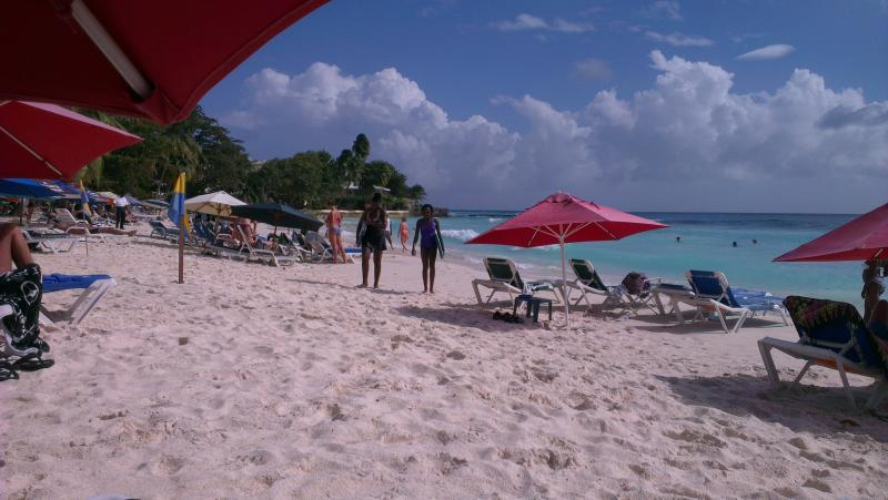 Dover Beach - one of the most popular sandy beaches in Barbados