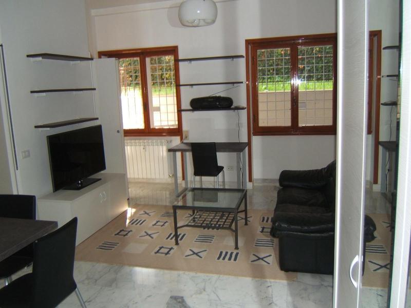 Living Room Main Door View