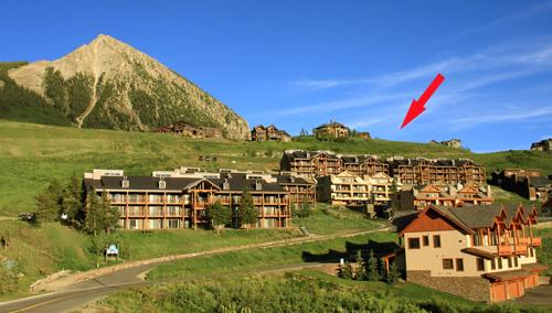 Right on the Mountain!- next to slopes