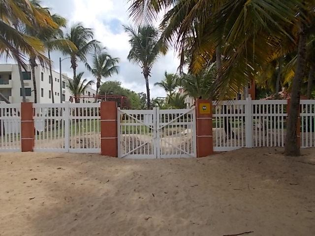 Beach Access Gate