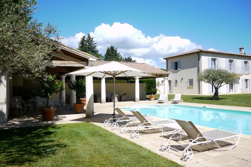 La Bastide d'Andréa, holiday rental in Saint-Maurice-de-Cazevieille