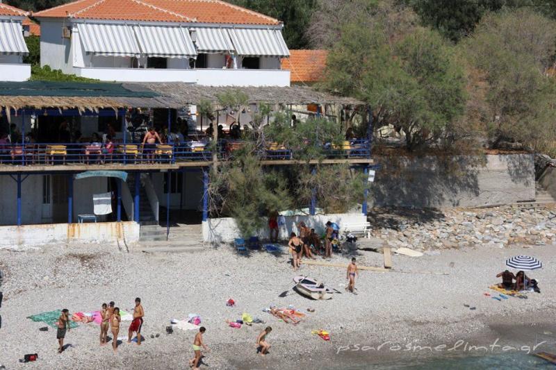 Psaros Melinta, location de vacances à Plomari
