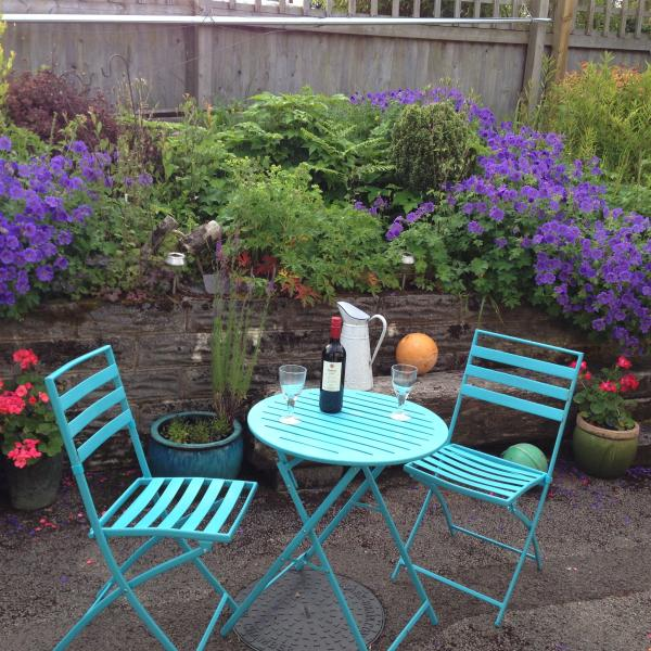 The Boundary, vacation rental in Castlemartin