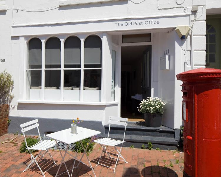Converted Old Village Post Office in lovely Sussex Village with pub and Church.