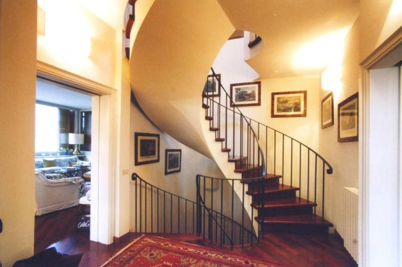 entrance hall with staircase leading to the upper floor