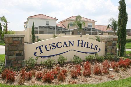tuscan hills gated resort