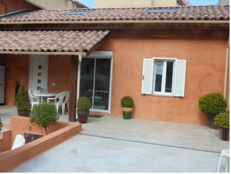 Villa individuelle de 80M² à cannes, vacation rental in Cannes