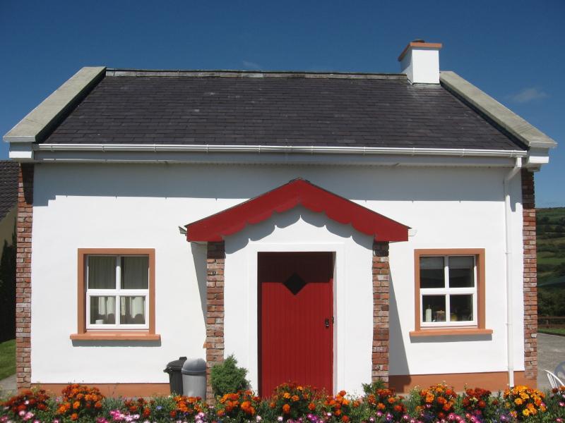 Glenviewcottage Haustür