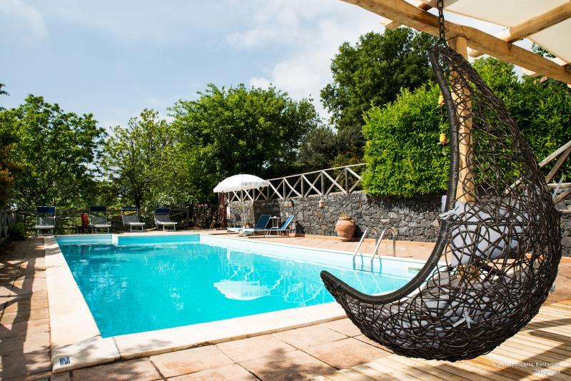 Villa Betulle, vacation rental in Mascali