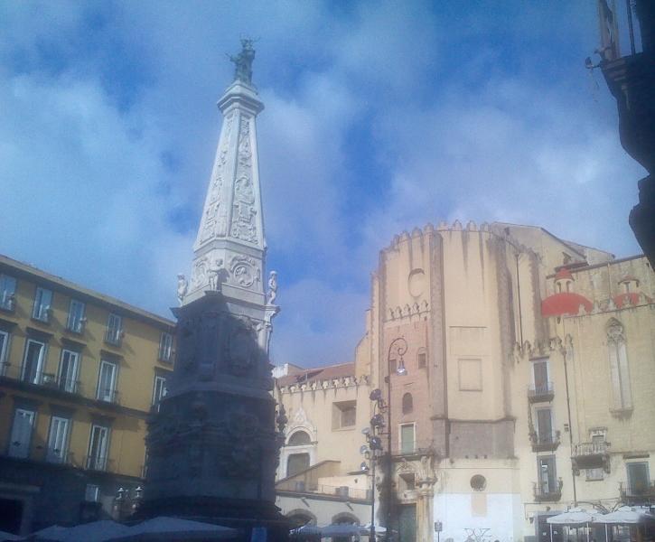 La Piazza di S. Domenico a 50 m da casa