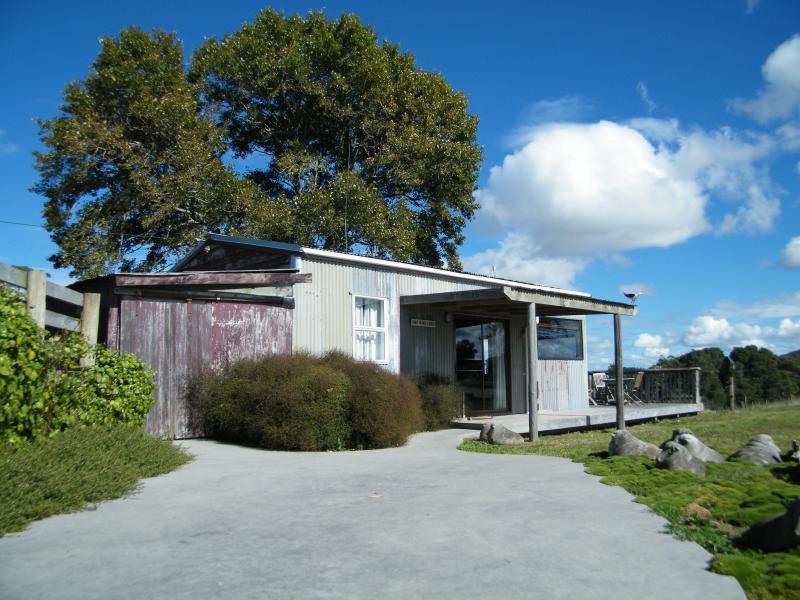 The Woolshed, Cassie's Farm, location de vacances à Matamata