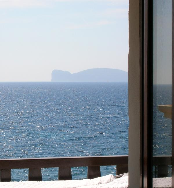 Por la tarde desde la ventana del salón-desde la ventana del salón: la tarde