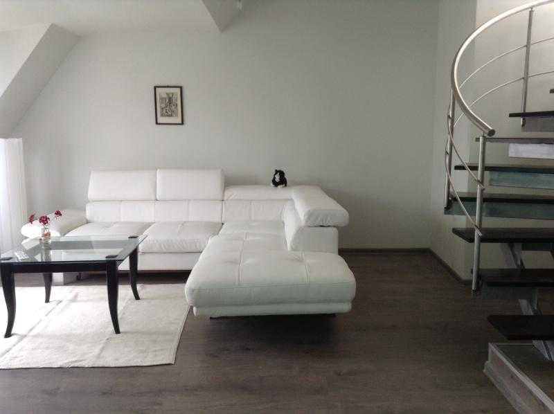 Plovdiv centre quiet apartment NEW, holiday rental in Plovdiv