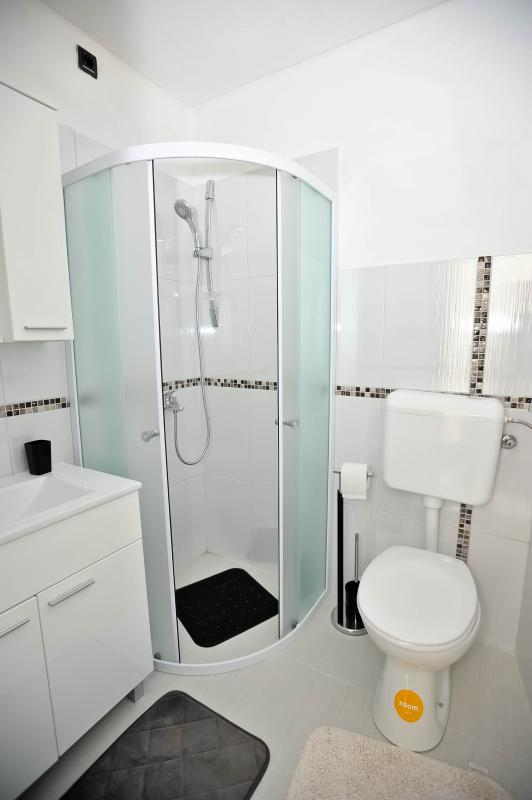 Toilet - separate house