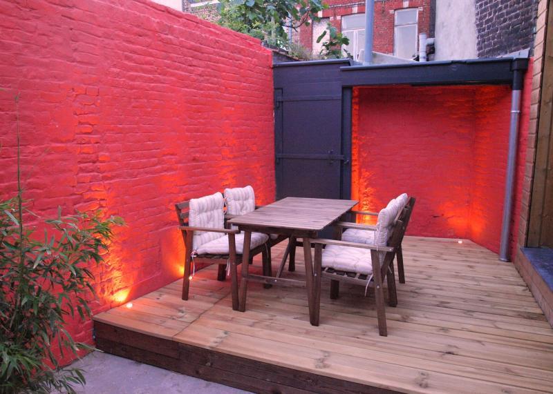 Terrasse privée de 10 m² / Private terrace