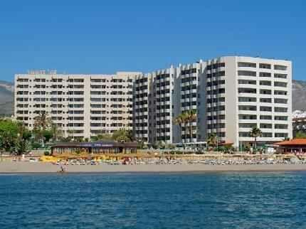 Estudio en hotel situado en 1ª linea de playa, holiday rental in Torremolinos