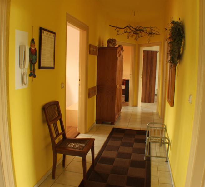 Vacation rentals apartment II, 1.OG-Hall