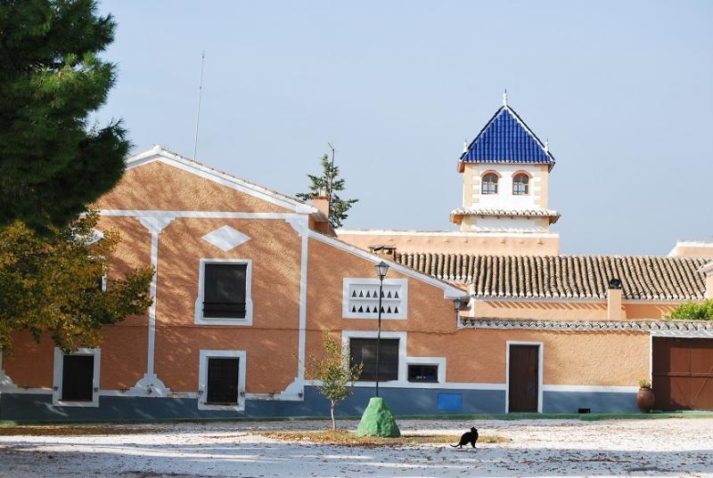 Cortijo de Rojas Casa Principal, location de vacances à Caravaca de la Cruz