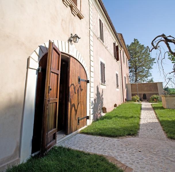 Country House La Gabelletta 'MERIS', Ferienwohnung in Amelia