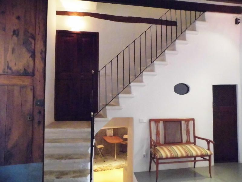 Up stair to first floor