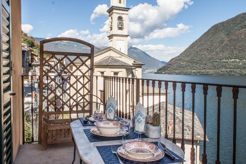 Romantic Brienno, vacation rental in Schignano