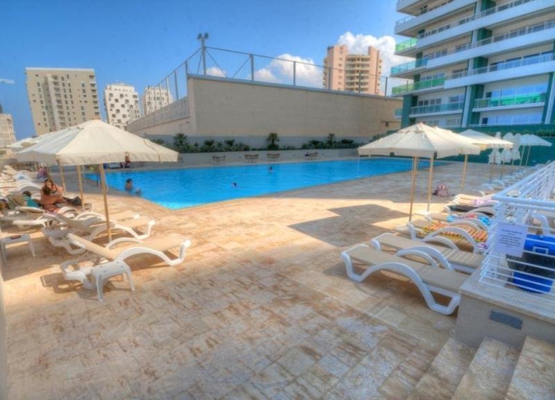 Accès gratuit à la piscine communale
