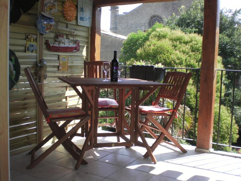Les Bottes Cachees      MERLOT, holiday rental in Carcassonne Center