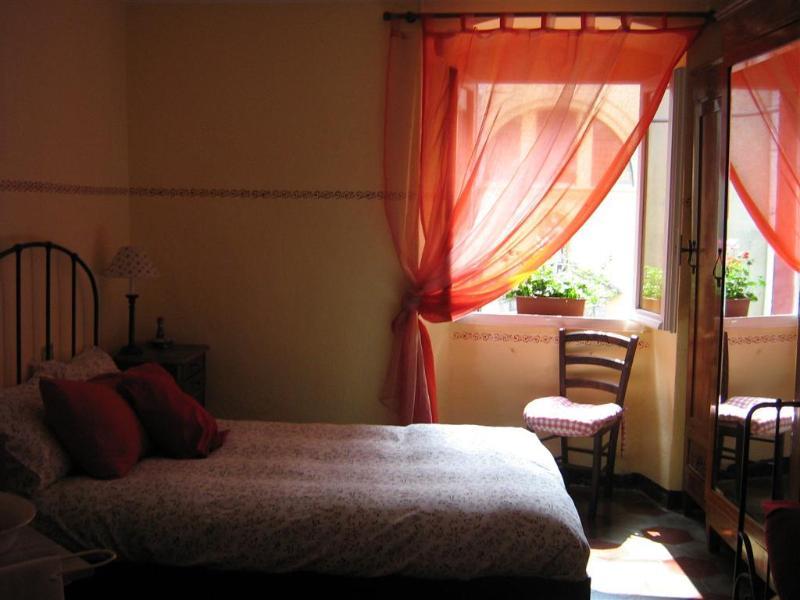 La nostra Room1, romantica e confortevole