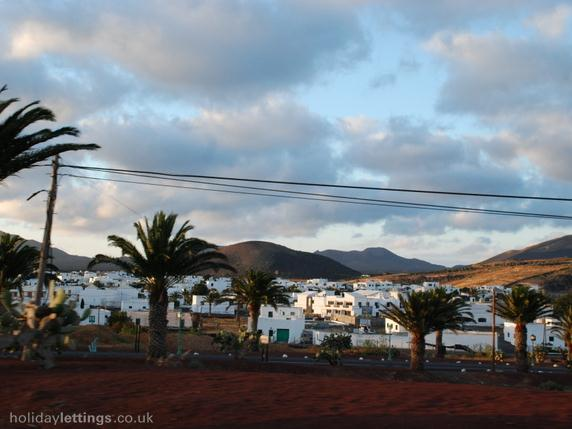 Yaiza, visit the neighbour towns , typical Canarian style