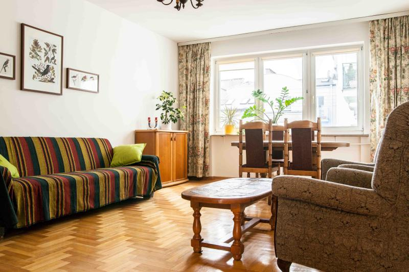 NIEBO1 comfortable and cosy, vacation rental in Warsaw