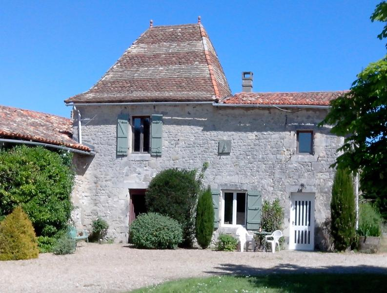 Le Gentil, holiday rental in Brie-sous-Chalais