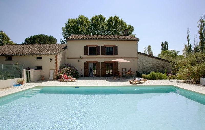 La Mire - Pool