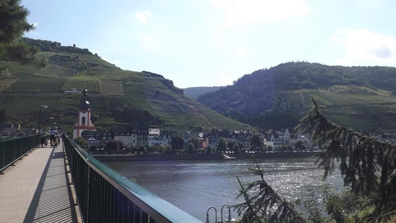Zell footbridge