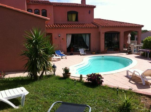 belle villa à collioure, holiday rental in Pyrenees-Orientales