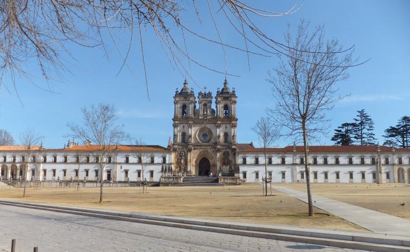 Alcobaca Monastery (january 2012)