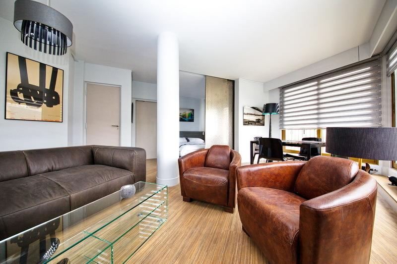 VERY LUXE FLAT IN LUXE AREA, location de vacances à Hauts-de-Seine