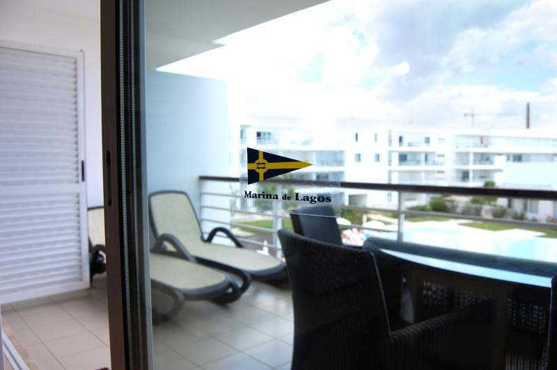 view of terrace from lounge
